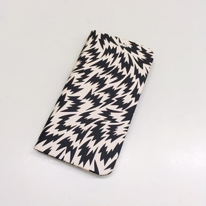 【ELEY KISHIMOTO】ELEY KISHIMOTO Design Stand Flip for i Phone X /FLASH