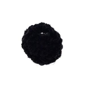 ミニふわミンク用ベレー帽SS ブラック