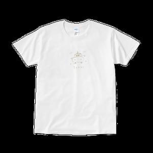 THE BAUM アッコちゃんのウンチマン 白Tシャツ