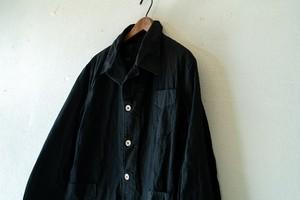 ギリシャミリタリー 後染めシャツジャケット
