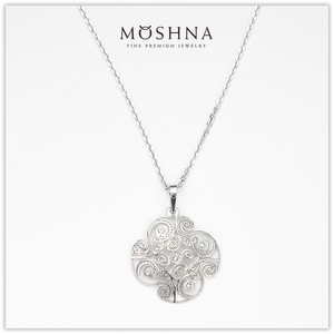 【MOSHNA:モシュナ】SILVER SET CURL