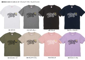 SOUND CRUE Tシャツ (Owner Design T-Shirt)
