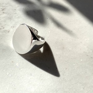 Oval cut Ring_Silver925