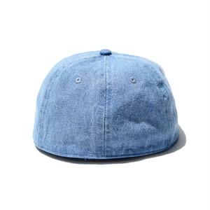 【69】BRIMLESS CAP -indigo-