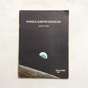 Whole Earth Catalog Spring 1969(ホールアースカタログ)