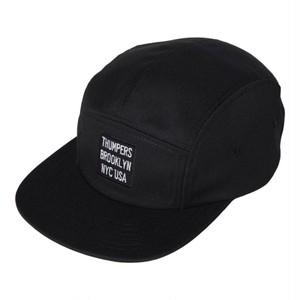 BOX LOGO JET CAP(BLACK) [TH-18SS-050]