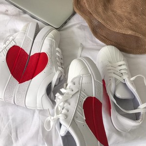 ♡casual heart shoes 5883