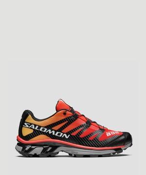 SALOMON ADVANCED S/LAB XT-4 ADV black/fiery/red/impact yellow 409517