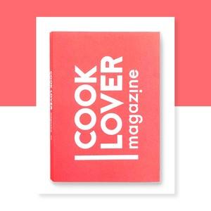 COOK LOVER magazine1~pink~