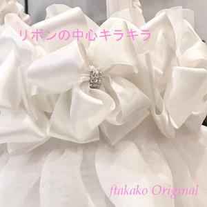 カスタマイズメニュー  〜リボンの中心 キラキラ〜