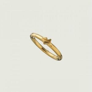 Mouchu Ring Gold