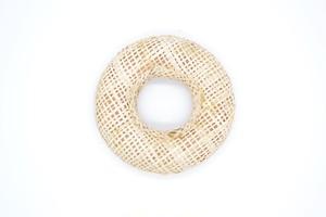 編み編みドーナツパーツ 45mm