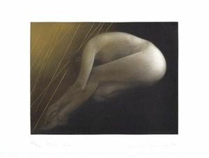 渡邊 幹夫「金色の雨」