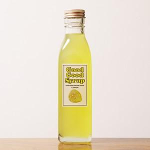 オーガニックレモンシロップ