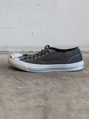 pre-fix Jack Purcell sneakers object dyed - imperfection black 【 8/16 受付終了 】
