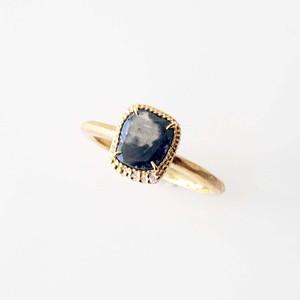 Sliced Diamond Ring(R379-YD)