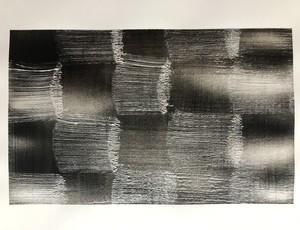 松村咲希 / Saki Matsumura《drawing-wrinkles-11》