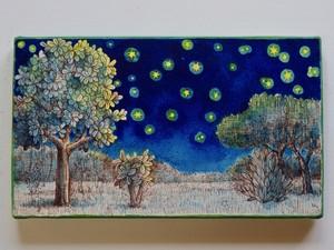 クロシマの星空(原画)