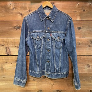 "Levi's 70505 ""e"" Vintage Denim Jacket"