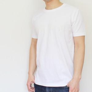 logo tee WHITE [2017SS]