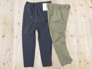 FLISTFIA / Relaxed Pants