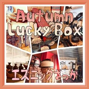 【雑貨】2018 Autumn Lucky Box