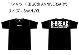 Tシャツ 20th ANNIVERSARY