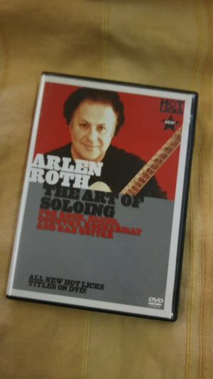 ARLEN ROTH/THE ART OF SOLOING