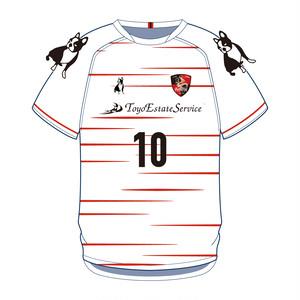 【完全受注】ラス・ボニータス 2020/2021シーズンユニフォーム FP 2ndモデル(背番号あり)