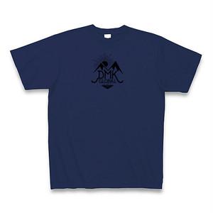 DMK GLOBAL Tシャツ(ジャパンブルー)