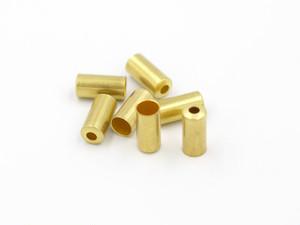 """""""NISSEN"""" Brass Outer Cap(ブレーキ用)6個入り"""