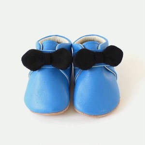 baby shoes(ribbon)blue