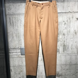 【08sircus】Chambray Gabardine Trousers