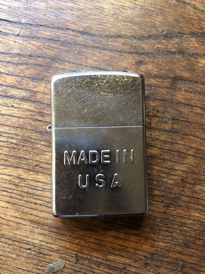 made in usa アメリカ zippo 2014年