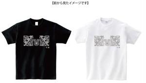 Tシャツ【色:黒、サイズ:L】