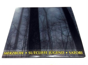 [USED] Merzbow · Sutcliffe Jügend · Satori - Split (2008) [CD]