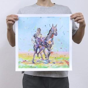 Pace Maker Horse