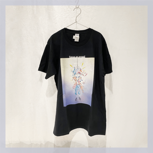 【Tシャツ】 心の声に意識を集中 / ブラック