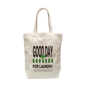 GOOD DAY FOR LAUNDRY TOTE BAG