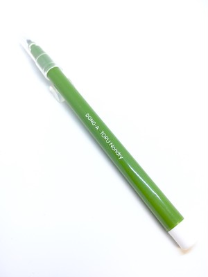 Dong-a Toru Nondry Sign Pen GreenTea
