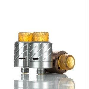 Reaper By Boomstick Engineering【正規品】【送料無料】【カラー各種】【Designed in Italy】【18MM】【Dual Post】【BF MTL RDA】