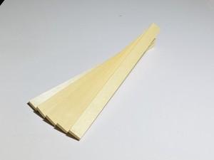 護摩木M(240×18×8)<超仕上げ> 12円/本×1000本