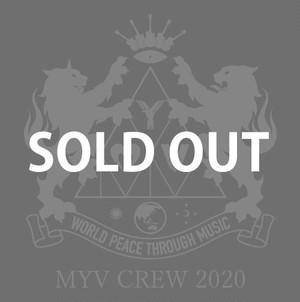 """【Admission・WorldWide】MIYAVI Fan Club """"MYV CREW"""" 2020 Membership"""