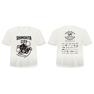 GMC2014 Tシャツ WHITE × BLACK