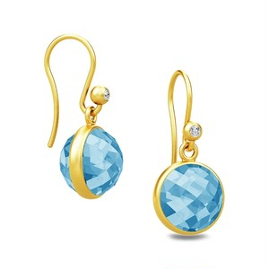 JULIE SANDLAU SWEETPEA EARRING ZB