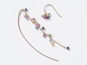 INAHO Pierced Earrings
