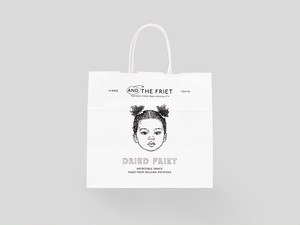 紙袋 : PAPER BAG M