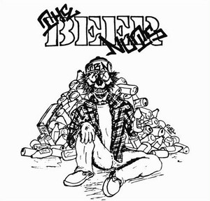 "THE BEER NUTS - Genuine 7""EP"