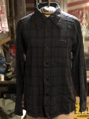 60s ビンテージ ペンドルトン pendleton USA製 ウールシャツ ボードシャツ