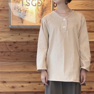 TSGD Cords PulloverShirts Natural